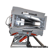 Dubas Equipment Tilt Chute Model